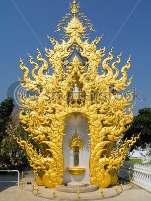Moderrn interpretations of Buddha consciousness from the north of Thailand